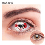 SPSeye Red?Spot Colored Contact Lenses