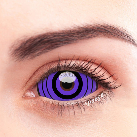 SPSeye Sclera Naruto Colored Contact Lenses