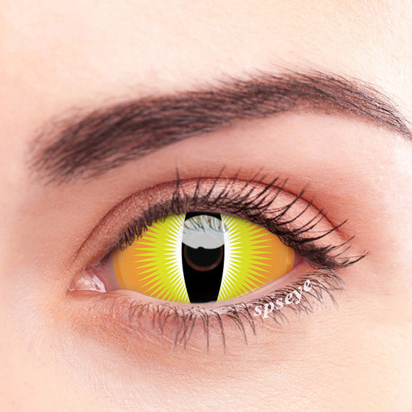 SPSeye Solar Glow Colored Contact Lenses