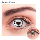 SPSeye Sonic Wave Colored Contact Lenses