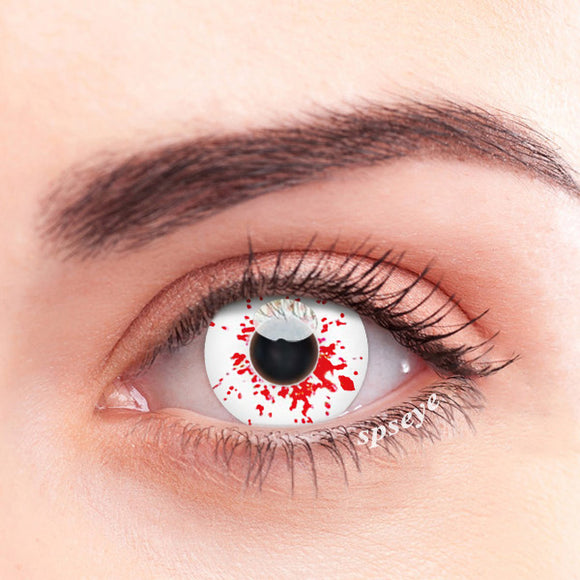 SPSeye Splash Red Colored Contact Lenses
