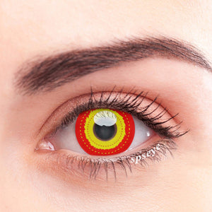 SPSeye Sun Flare Colored Contact Lenses