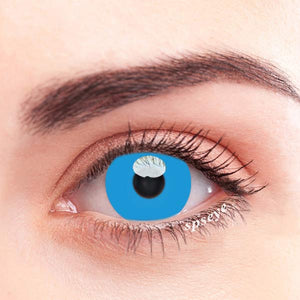 SPSeye Pure Blue Colored Contact Lenses