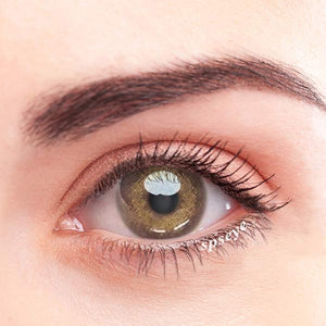 SPSeye Swan Chocolate Colored Contact Lenses