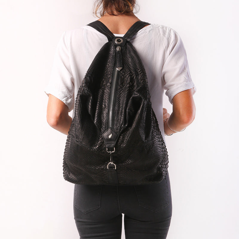 Bowie Backpack Black
