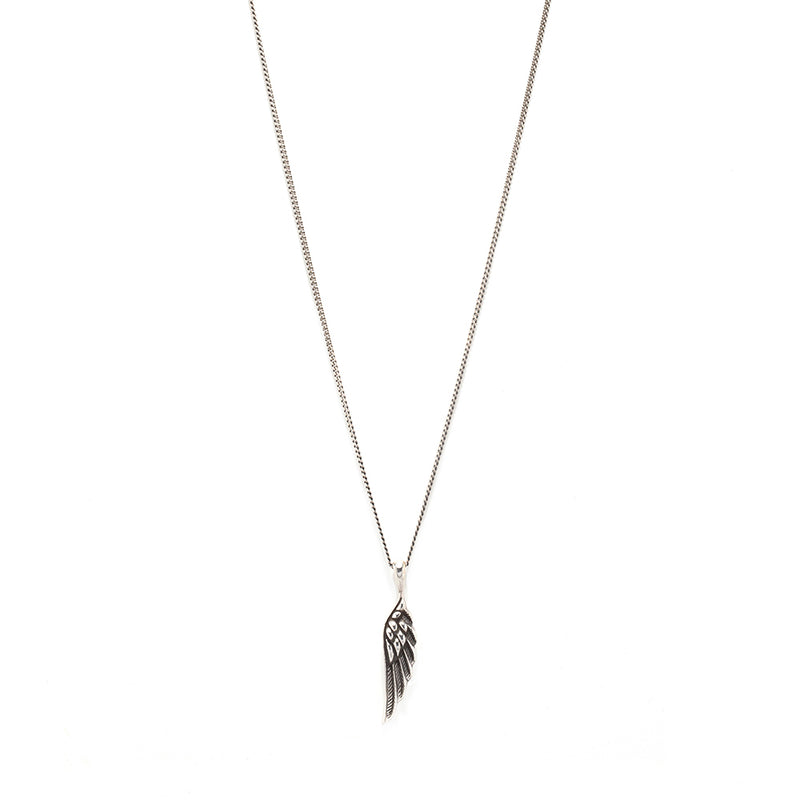 Mini Angel Wing Necklace