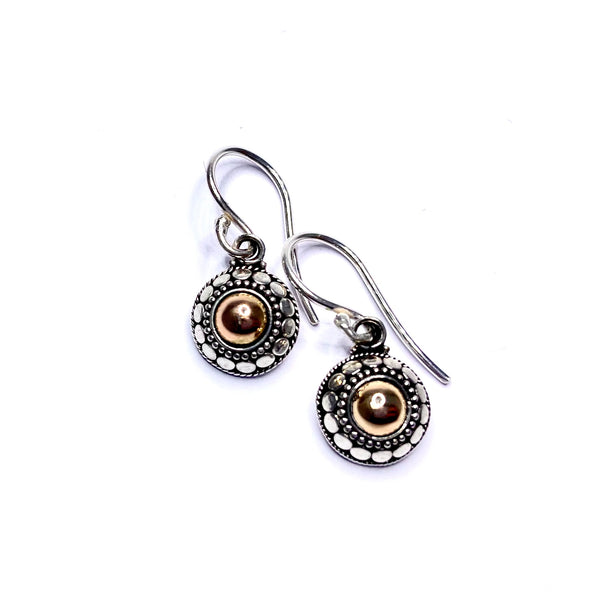 Guardian mini earrings - 'Dotty'