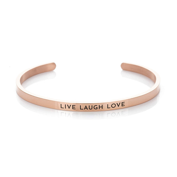 Live Laugh Love - Message Band