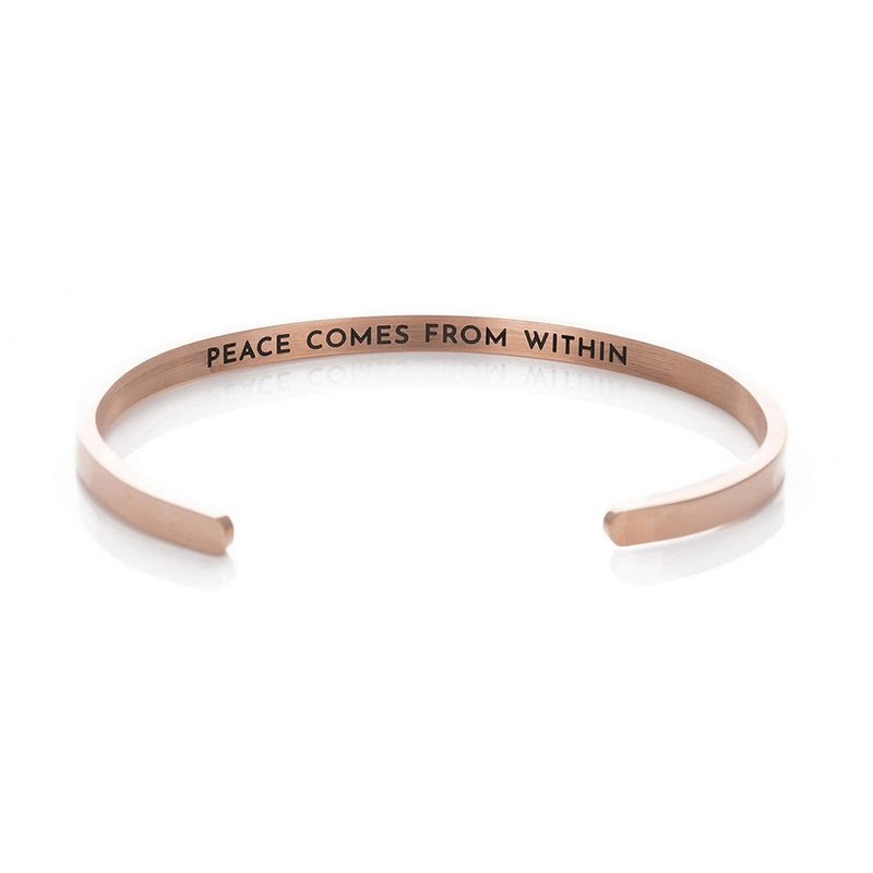 Peace Comes From Within - Message Band