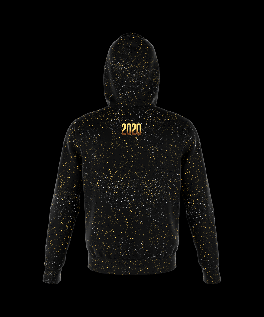 Electricity Wave 2020 Pullover Hoodie