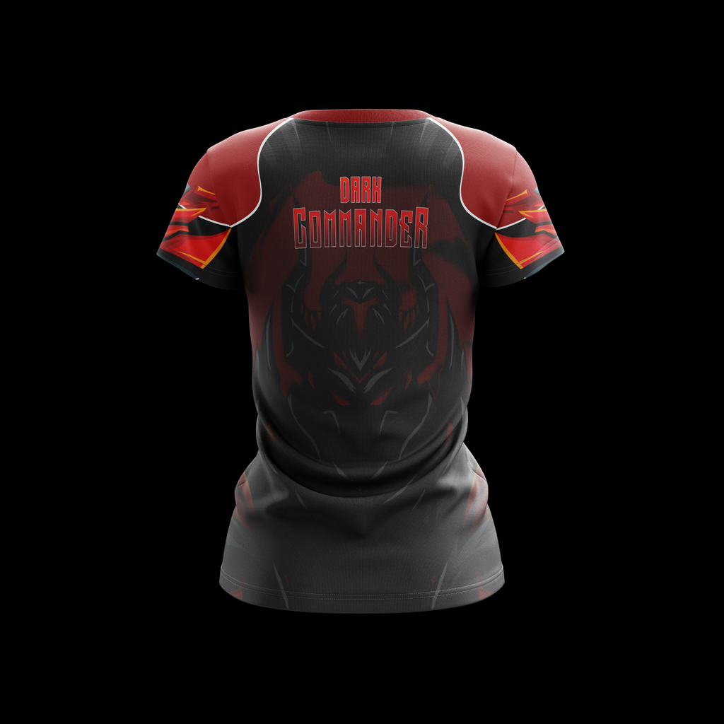 DARK COMMANDER WOMEN'S JERSEY