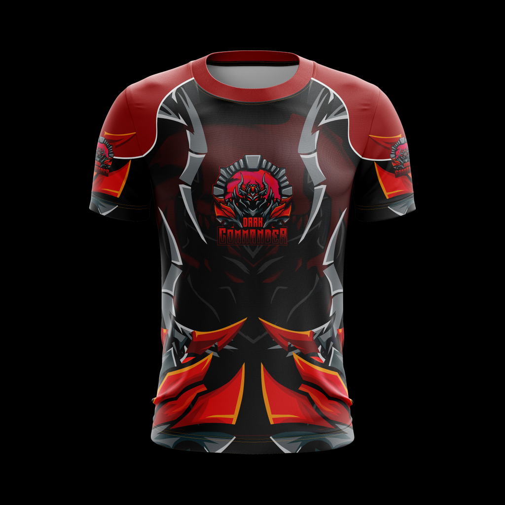 DARK COMMANDER MEN'S JERSEY