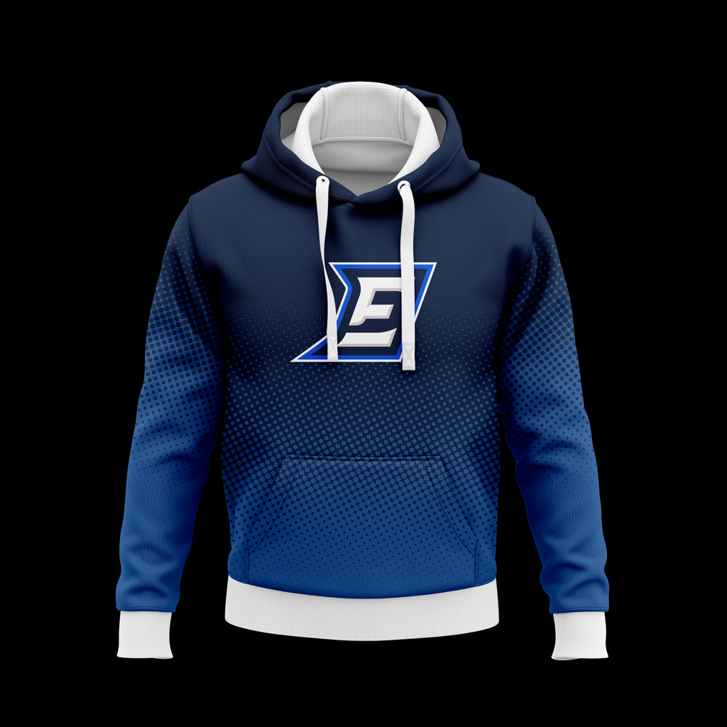 TEAM ECCENTRIC PULL OVER HOODIE