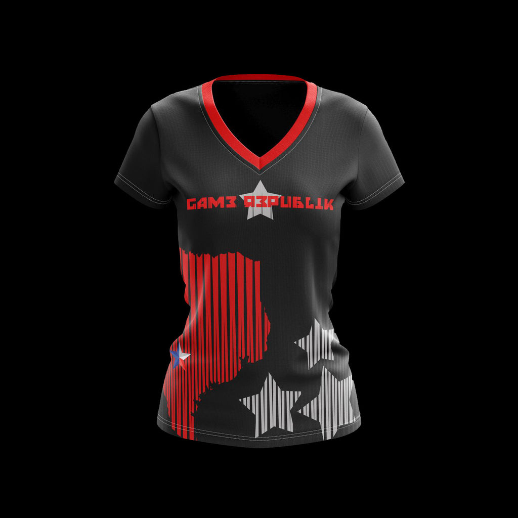 GAME REPUBLIK WOMENS JERSEY
