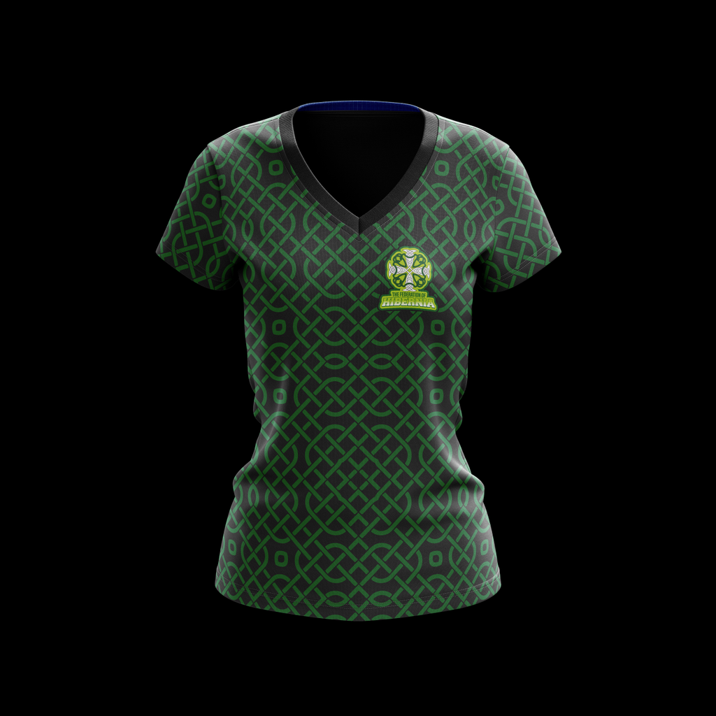 FEDERATION OF HIBERNIA WOMEN'S JERSEY