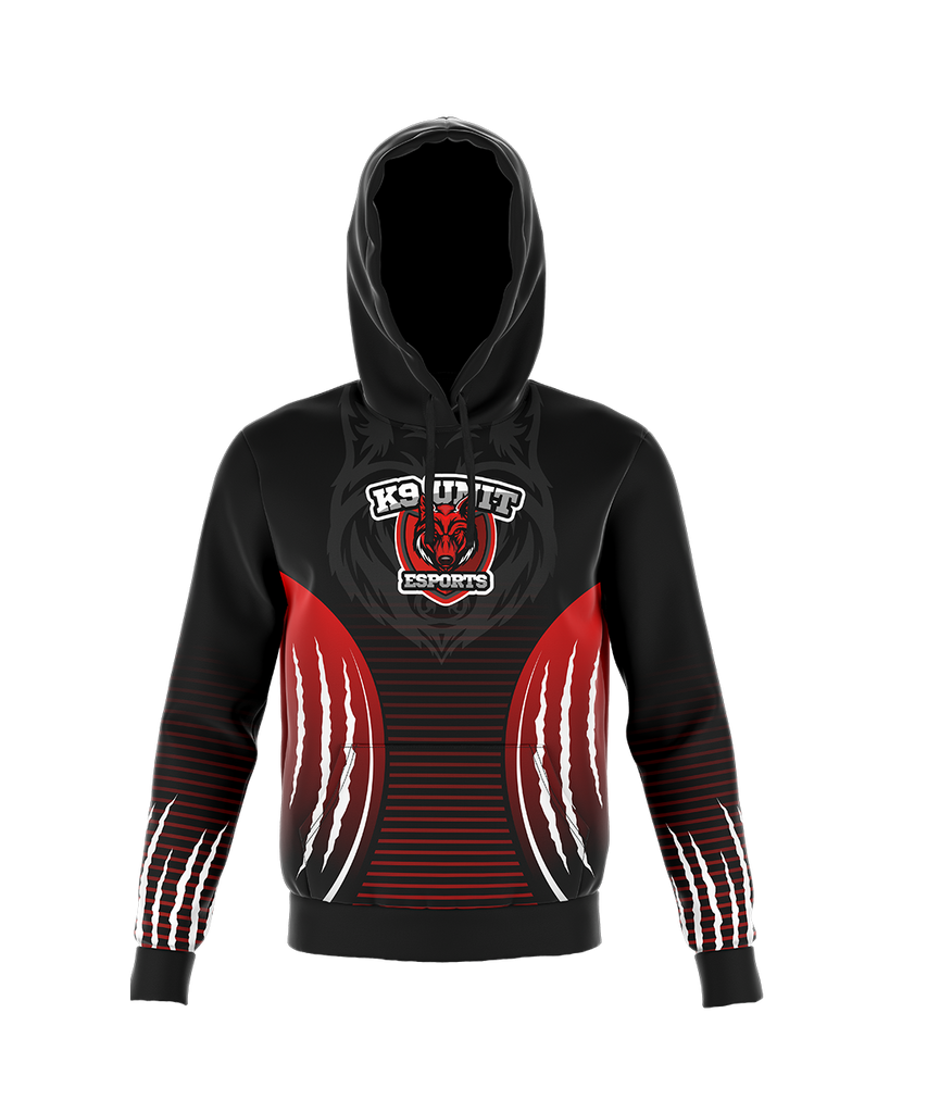 K9 UNIT ESPORTS PULL OVER HOODIE