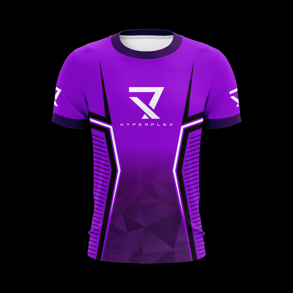 Hyperplex Men's Purple Jersey