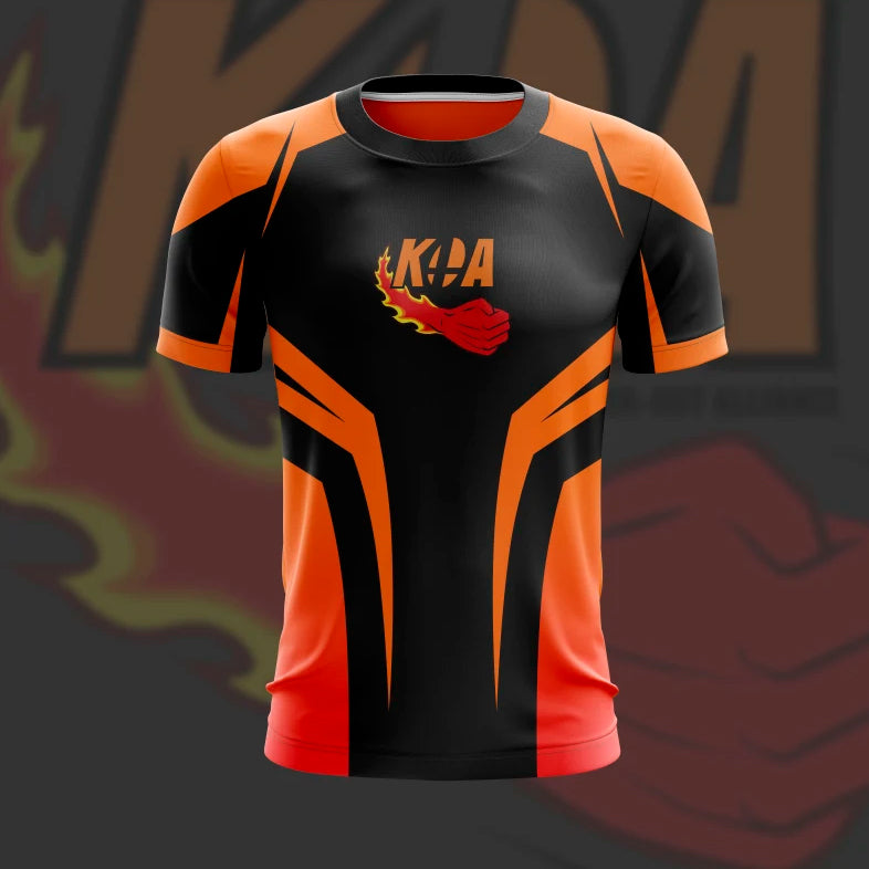 KNOCK OUT ALLIANCE MEN'S JERSEY