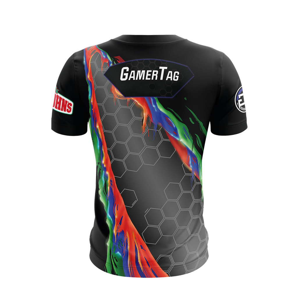 GAME ON GAMING CENTER MENS JERSEY