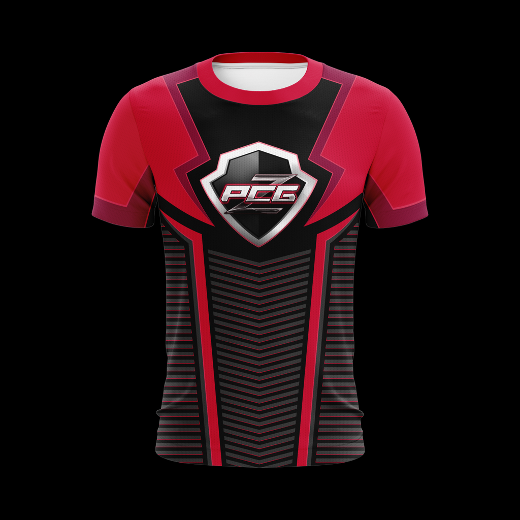 PCGz Men's Red Jersey