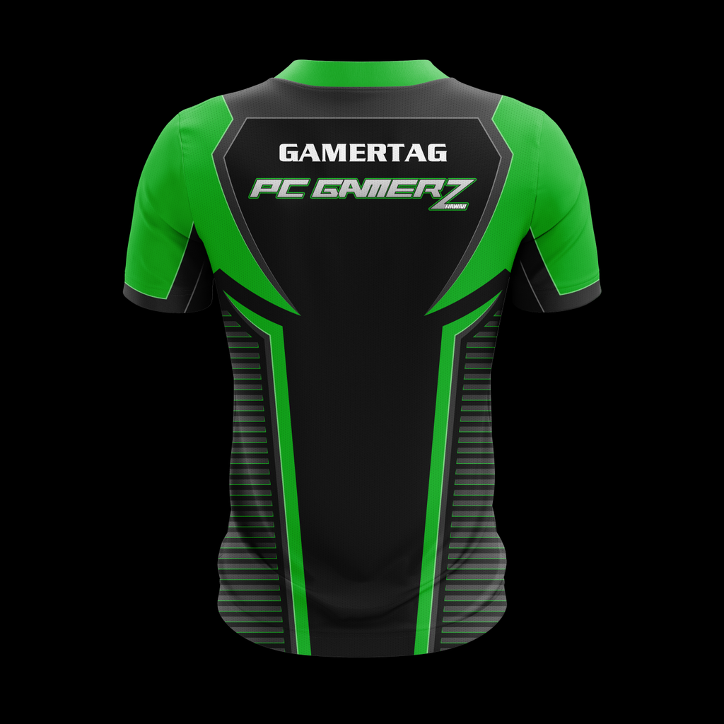 PCGz HAWAII MENS GREEN JERSEY