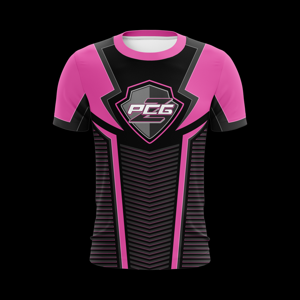 PCGz HAWAII MENS PINK JERSEY