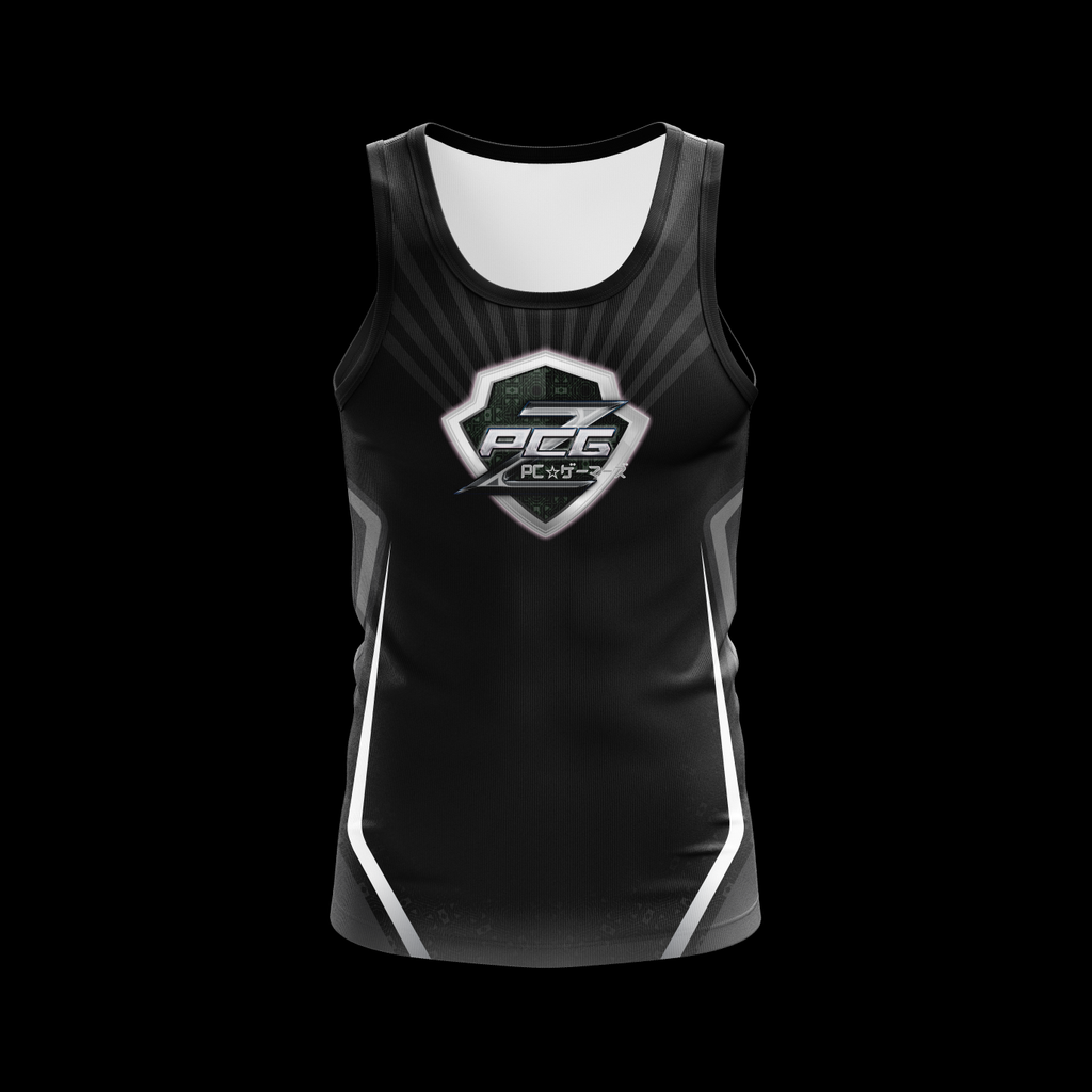 PCGz Men's Muscle Tank Top