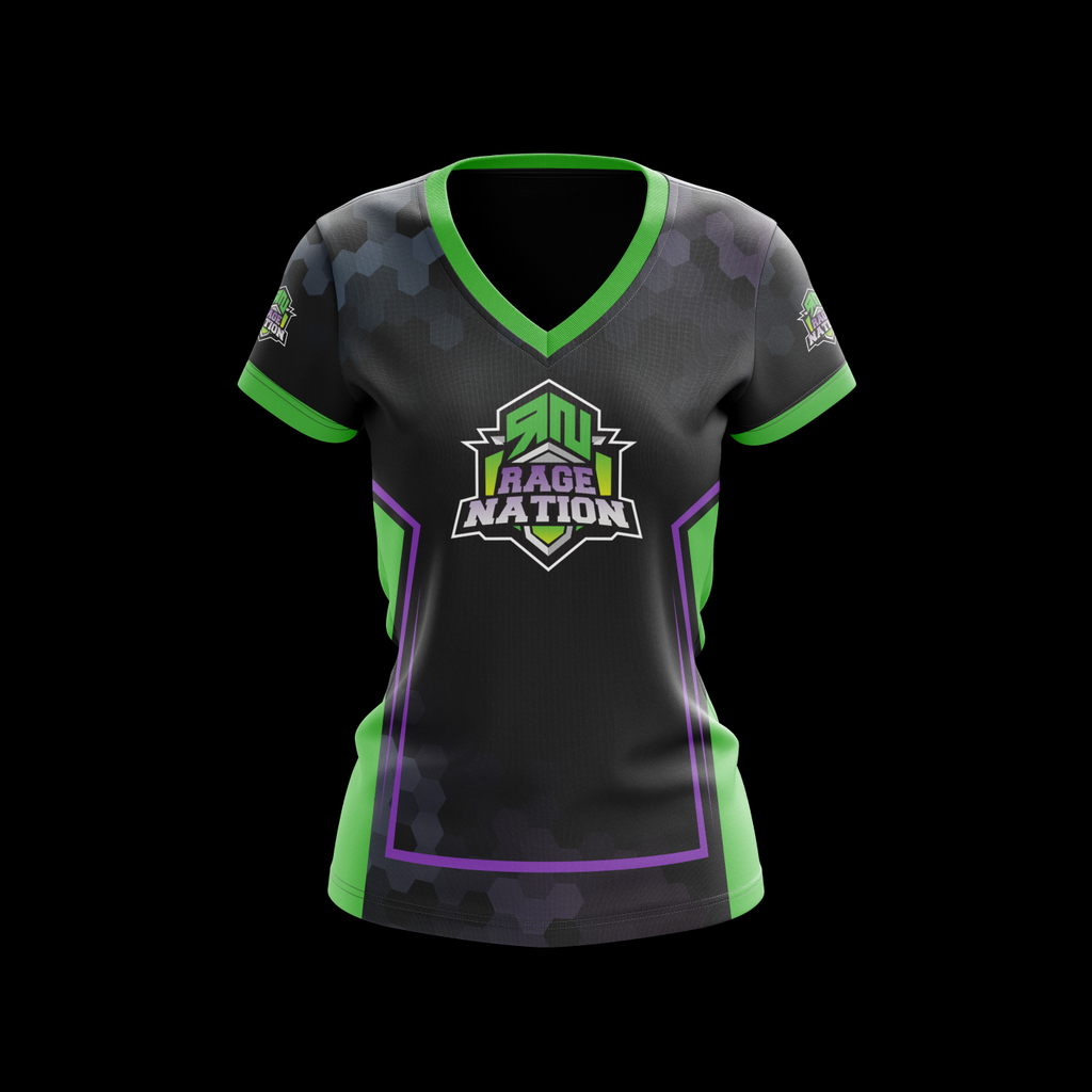RAGE NATION WOMEN'S JERSEY