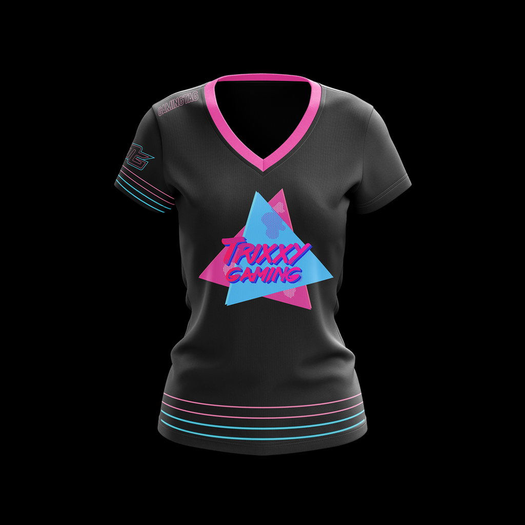 TRIXXY GAMING WOMEN'S JERSEY