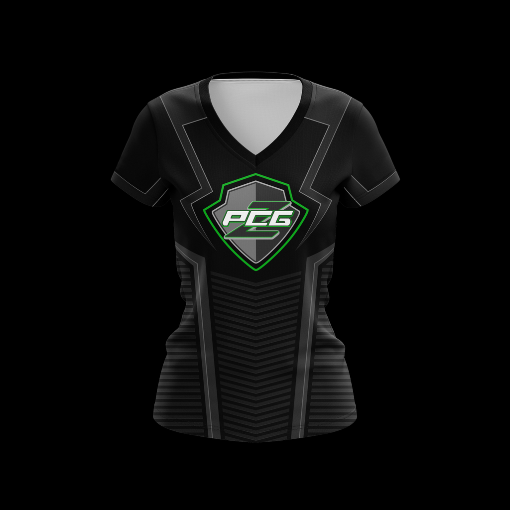 PCGz WOMENS GREY AND BLACK