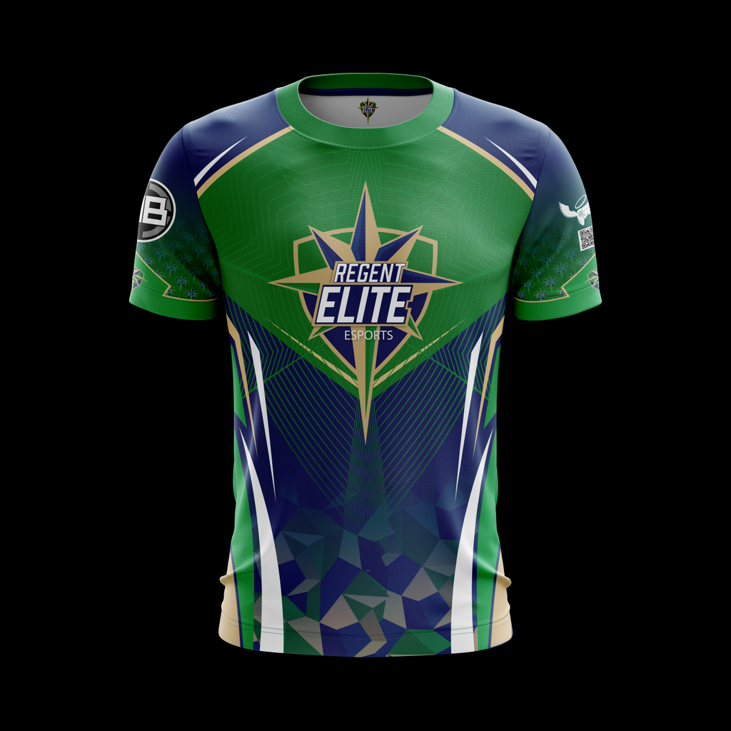 REGENT ELITE MEN'S JERSEY - GREEN