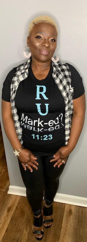 R U Mark-ed Short-Sleeve T-shirt