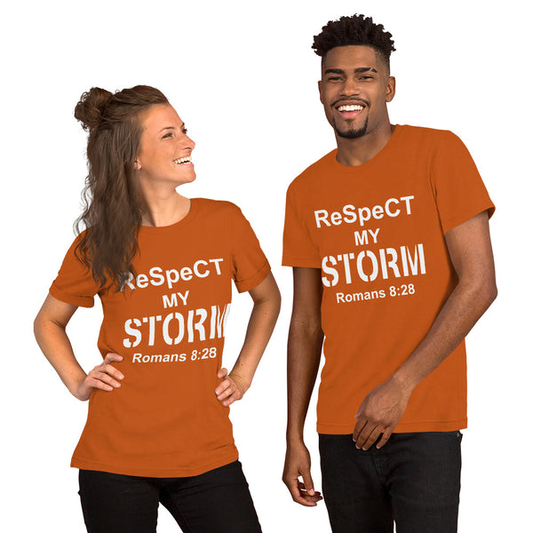 ReSPeCT My Storm Short-Sleeve Unisex T-Shirt