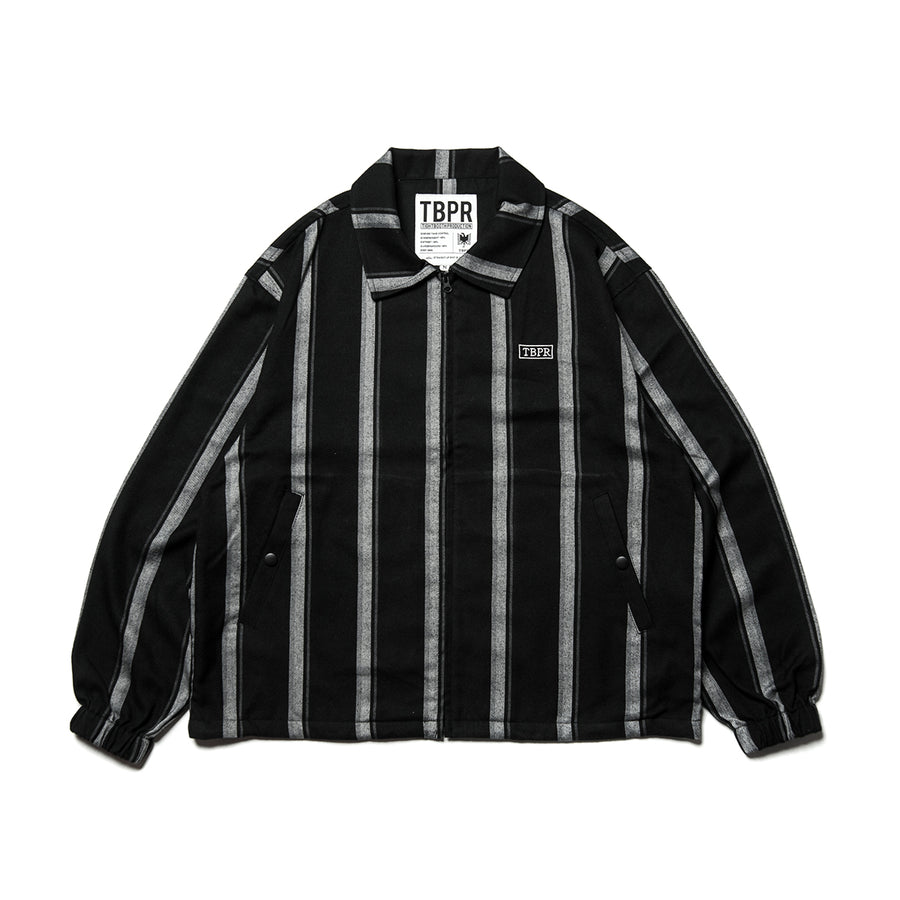 Tightbooth  CHECK FULL ZIP SHIRT