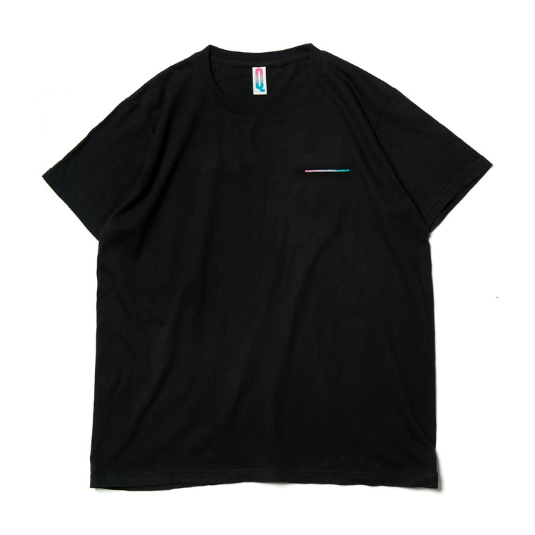 QUCON OFFICIAL TEE TYPE 2 BLACK