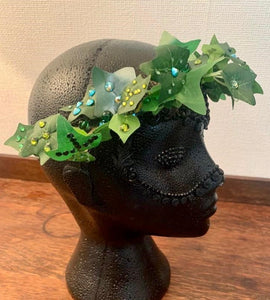 Crystal Ivy Headdress