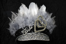 Load image into Gallery viewer, Shades of Silver Hen Party Hat - JewelBritanniaHats