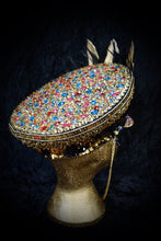 Load image into Gallery viewer, Kaleidoscope Hen Party Hat - JewelBritanniaHats