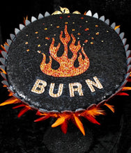 Load image into Gallery viewer, Burn Festival Hat - JewelBritanniaHats