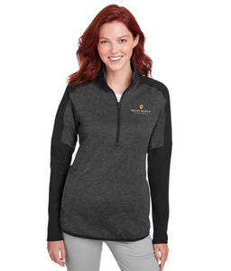 Under Armour Ladies' Qualifier Hybrid Corporate Quarter-Zip