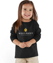 Load image into Gallery viewer, Toddler Long-Sleeve Fine Jersey T-Shirt