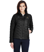 Load image into Gallery viewer, Under Armour Ladies' Corporate Reactor Jacket