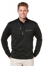 Load image into Gallery viewer, CALLAWAY TUNDRA FLEECE 1/4-ZIP STRETCH PULLOVER