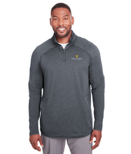 Load image into Gallery viewer, Under Armour Mens Qualifier Hybrid Corporate Quarter-Zip