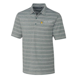 Cutter & Buck Forge Polo Heather Stripe