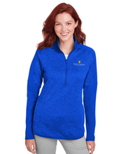 Load image into Gallery viewer, Under Armour Ladies' Qualifier Hybrid Corporate Quarter-Zip