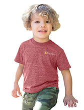 Load image into Gallery viewer, Toddler Tri-Blend Crewneck T-Shirt