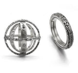 ASTRONOMICAL RING-CLOSING IS LOVE,OPENING IS THE WORLD - Secret Lake Store
