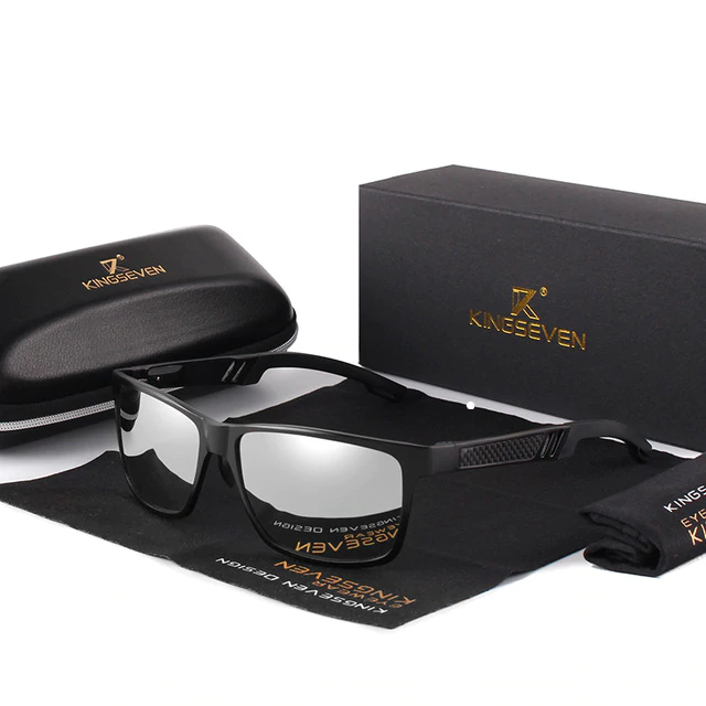 Men Polarized Sunglasses - Secret Lake Store