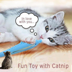 CAT SELF-CLEANING TOOTHBRUSH - Secret Lake Store
